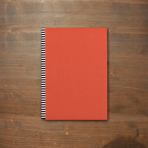 EASY BOOK NOTE_red