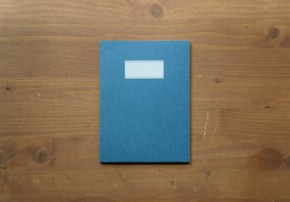 PLAIN NOTEBOOK(M)_blue