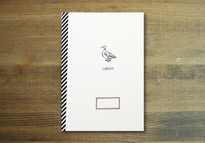 CAHIER NOTE_duck