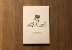 LE CAHIER (M)_Girl_Yellow