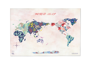 WORLD MAP ver. PATTERN-1