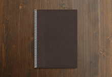 EASY BOOK NOTE_black