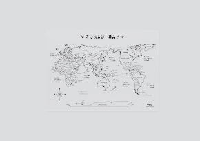 WORLD MAP ver. MAT
