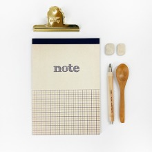 NOTE PAD A5 ver.VINTAGE YELLOW